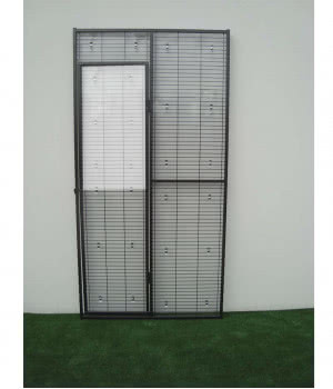 Rigid panel central PVC...