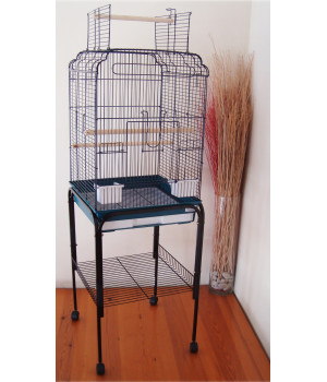 Set Bird cage and stand...