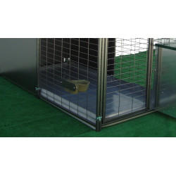 Aviary tarp of 2 m² IMOR®.