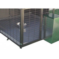Aviary tarp of 4 m² IMOR®