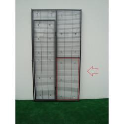 Panel PVC cuadro inferior...