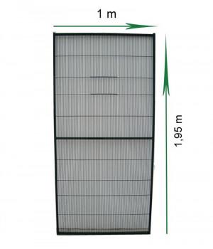 Aviary mesh panel