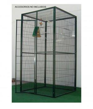 IMOR, Aviary 1m2 with mesh...